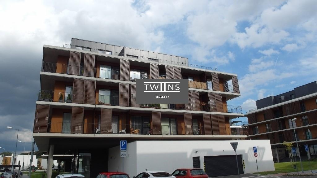 Dame do prenájmu 1-izbovy  presvetlený byt v novostavbe – Slnečnice 550 EUR