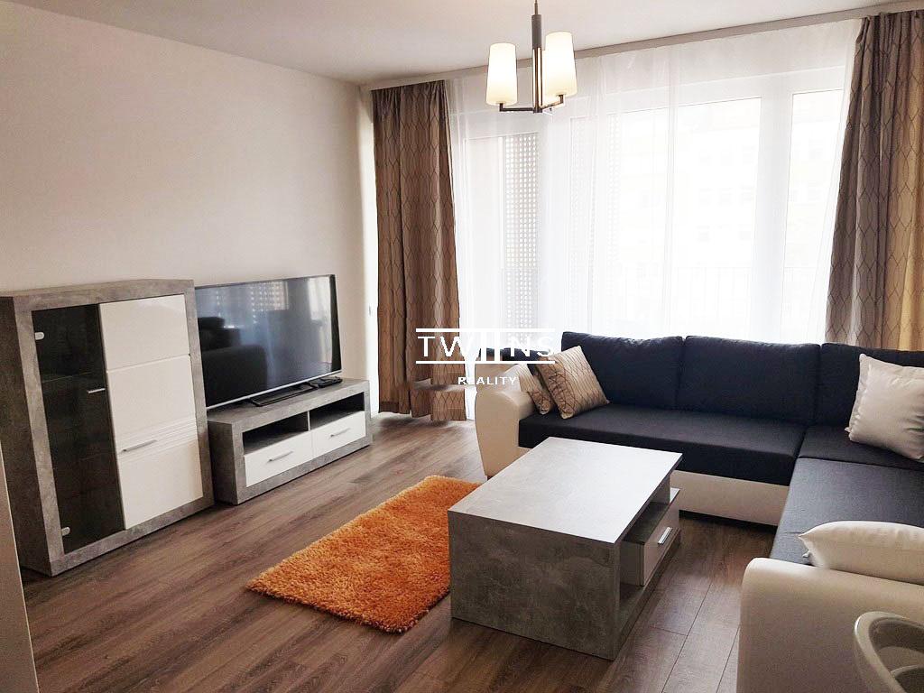 Prenajate?2-izb. byt Prenájom Bratislava – Račianské mýto, Kominárska?600€