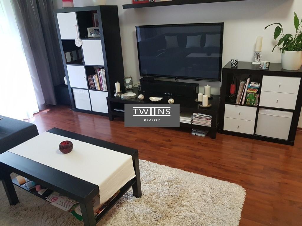 Prenajmeme  2-i byt v novostavbe Rezidencia Mlyny  s terasou, s garažovym statim a pivnicou. 700 Eur