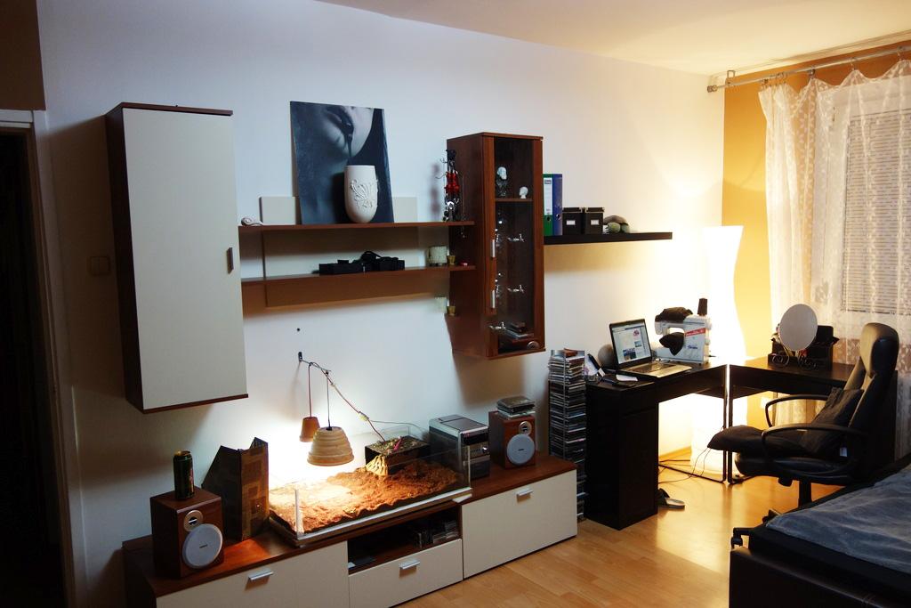 Prenajmeme 2 izbový byt ( 2 nepriechodne izby) v Dubravke na Považanovej ul.?540 € s en a internetom