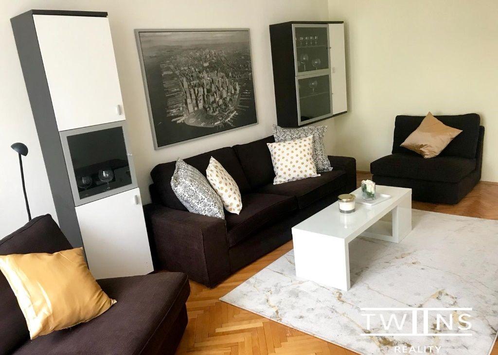 Prenajate RK prenajme 2-izbový byt v Bratislave pri OC Centrál