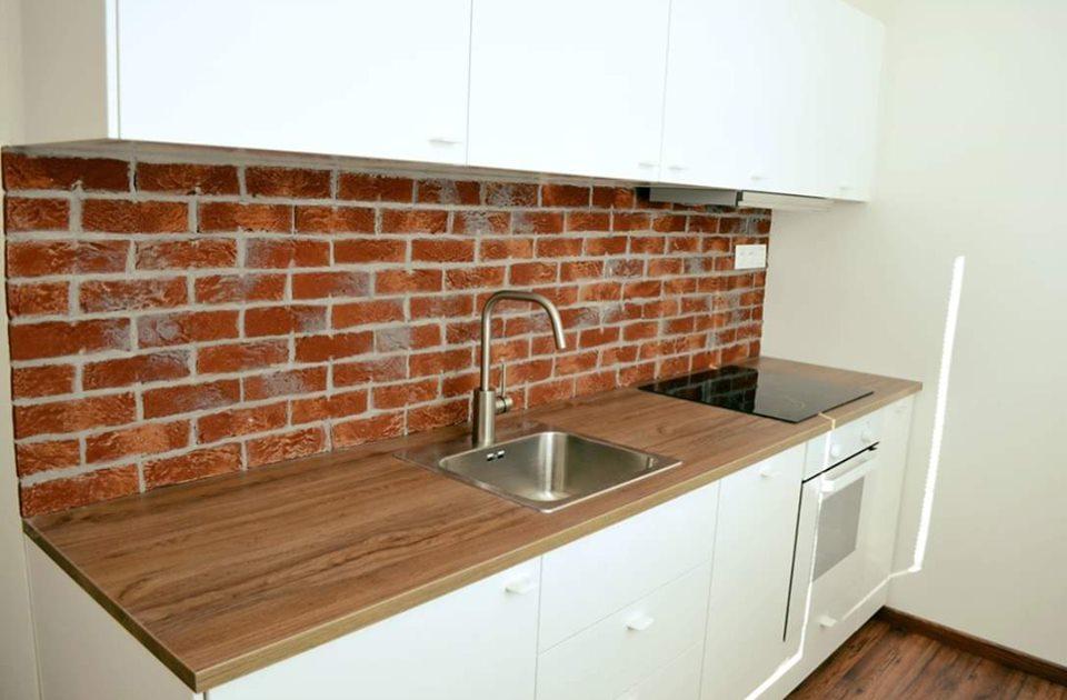 Predame kompletne prerobeny 1 izbovy byt v Dubravke