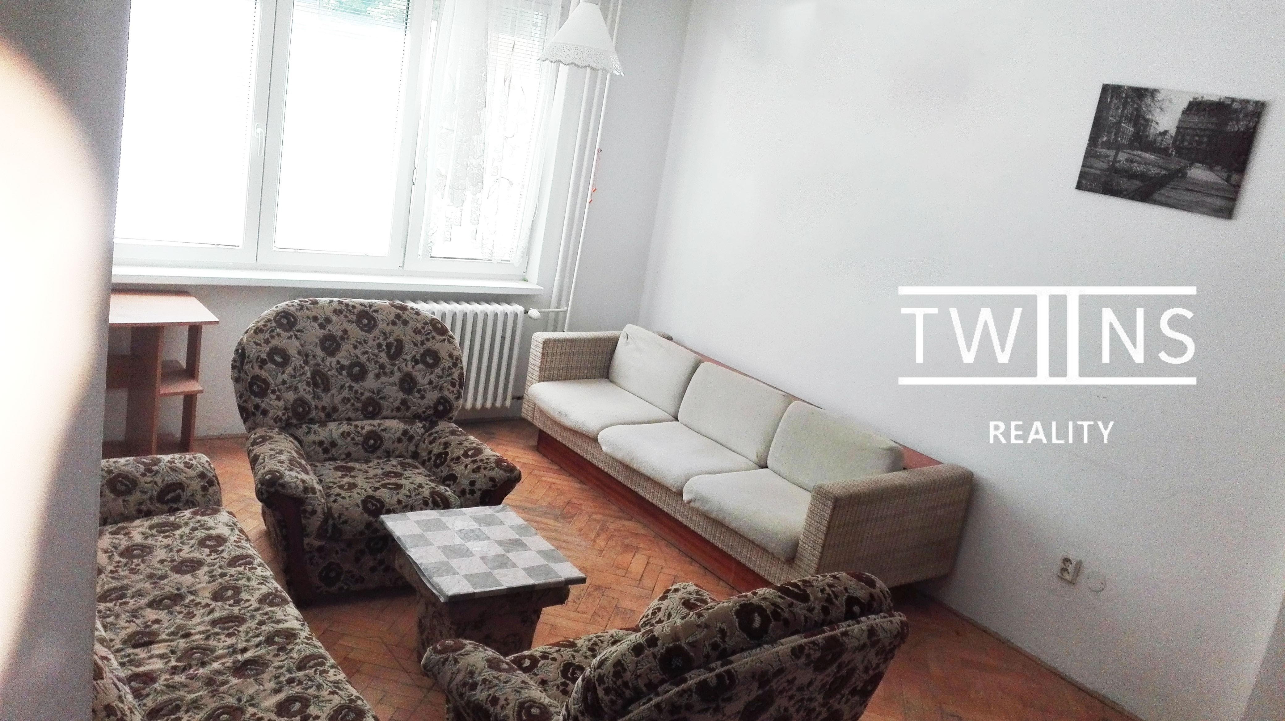 Iba u nás✅ Ponúkame do nájmu 3- izbový byt Nivy Bratislava, krásne okolie, blízko centrum. 660 € mesačne