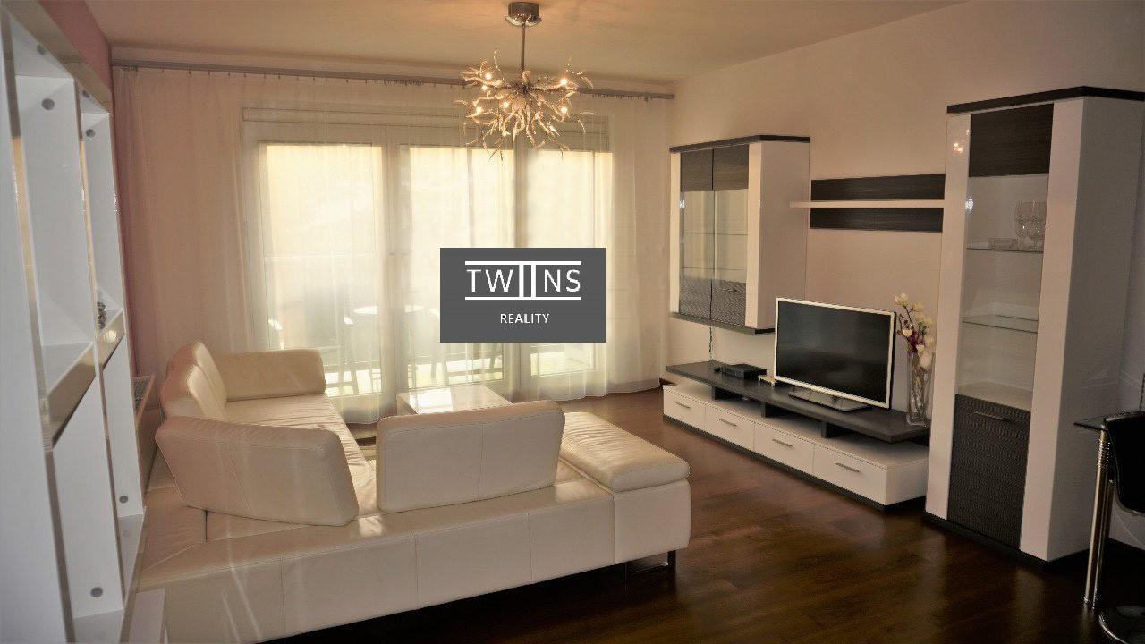 ✅Prenájom 2 izbového bytu Novostavba 🚗s parkovaním Nová Koliba, Nové Mesto