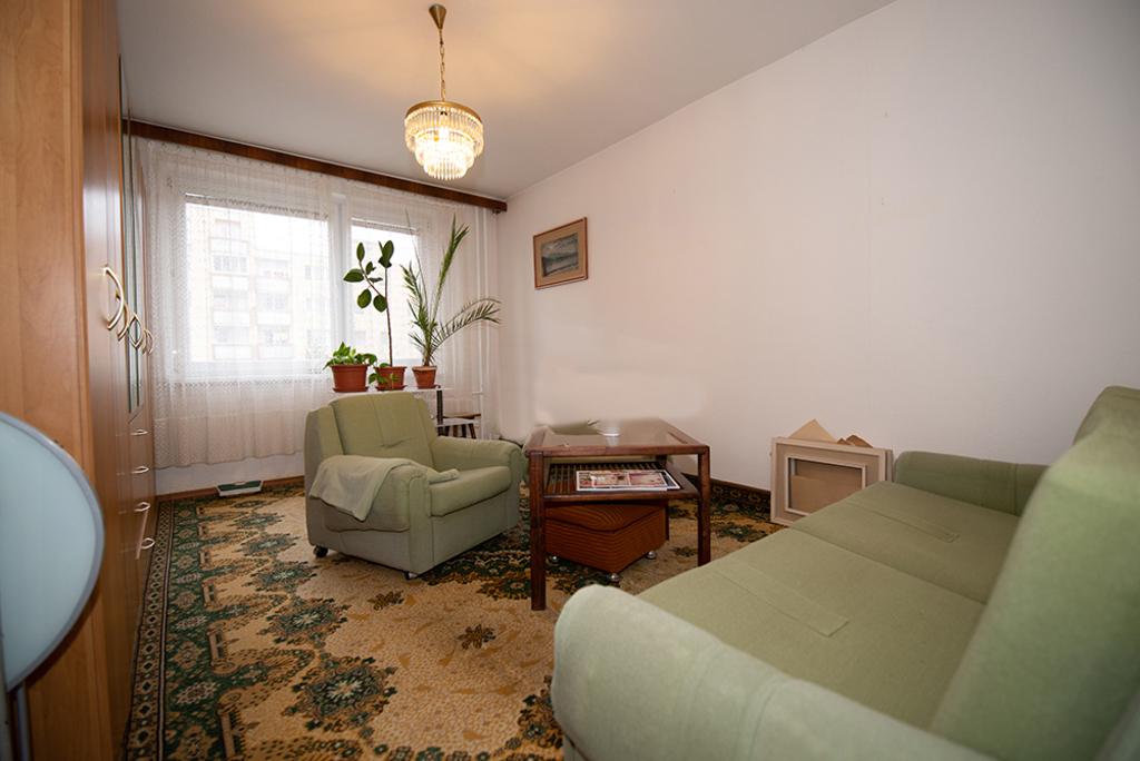✅Predáme veľký 2 i. byt s Balkonom v Ružínove