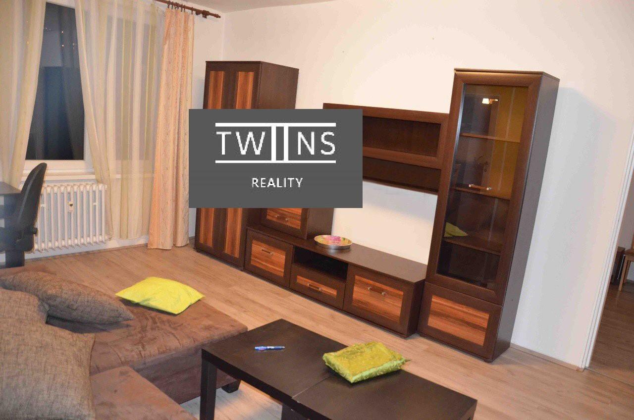 Prenájom 2 izbového bytu pri Račianskom mýte 5 min. centrum