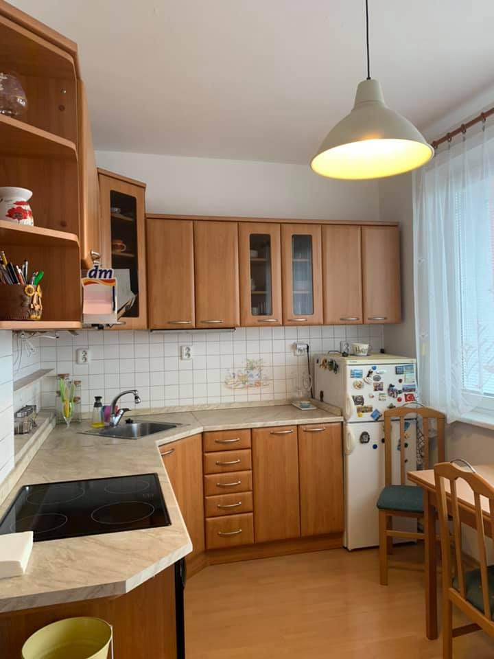 Rezervované✅Predáme 1 i. byt v Petržalke na Strečianskej ulici.