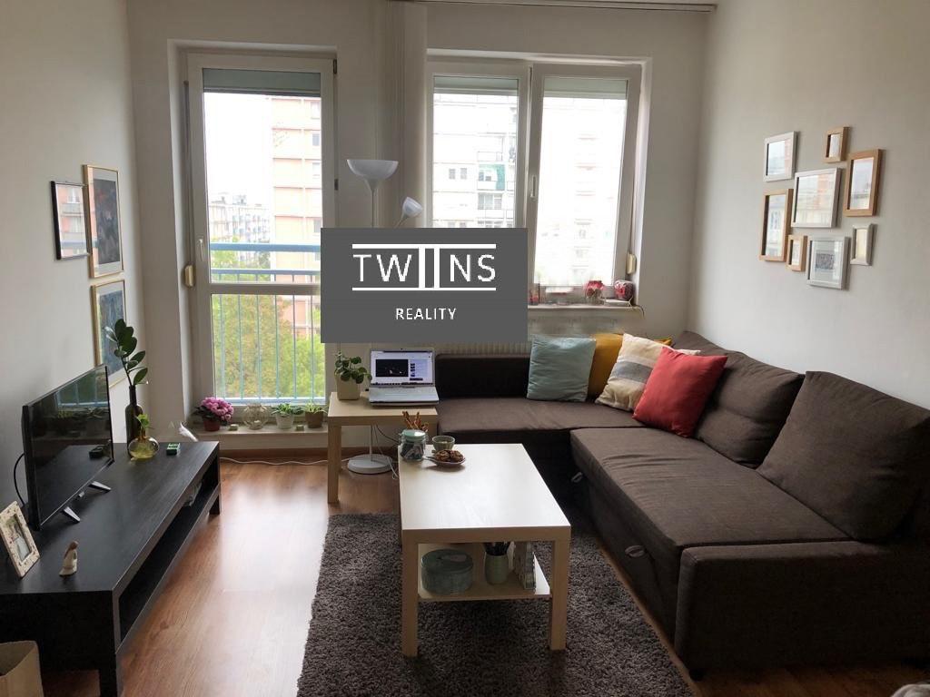 ✅Prenájom 2 izb. bytu Račianske mýto  Novostavba + parkovaním 🚗