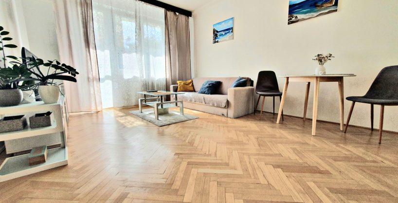 Predané🏠Predame 2 izbovy byt na Ostredkovej ulici v Bratislavskej mestkej casti Ruzinov