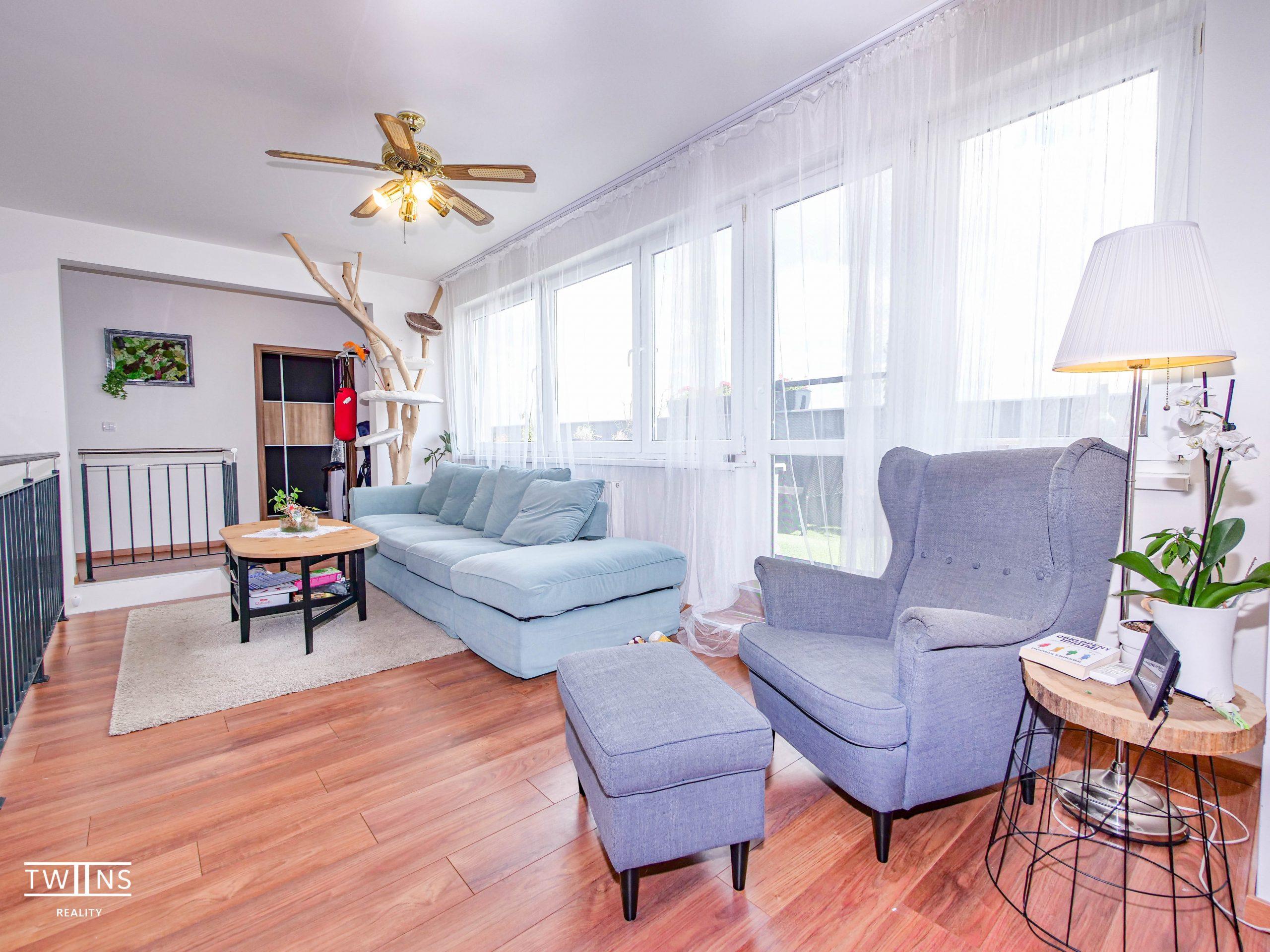 Predáme Luxusný veľkometrážny a klimatizovaný 5 izbový Mezonet v Novostavbe na Podunajskej ulici