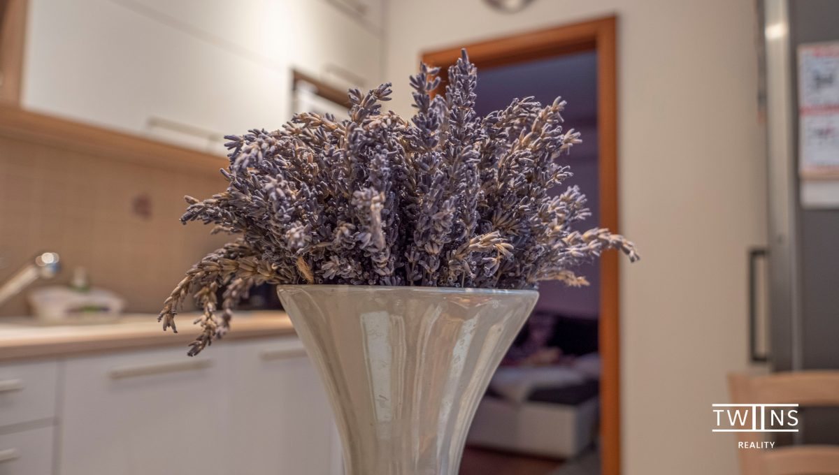 Kuchyňa focus kvetinka